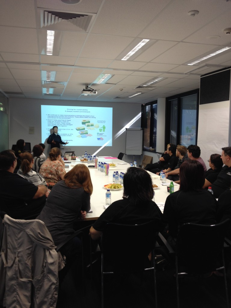 3M Training in Sydney